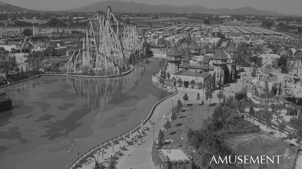 Amusement Rome