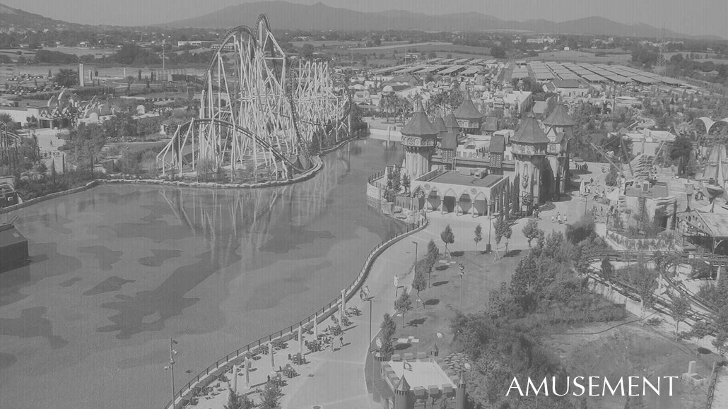 Amusement Rome Italy